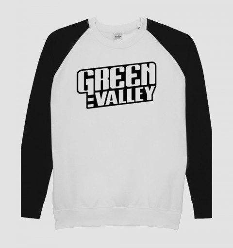 Sudadera bicolor Green Valley