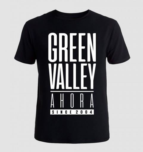 Camiseta negra Ahora