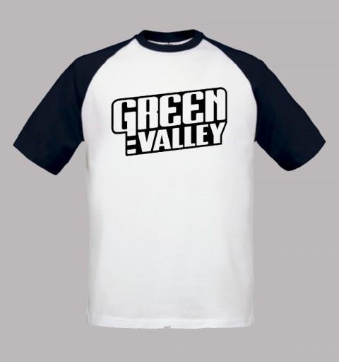 Camiseta bicolor Green Valley