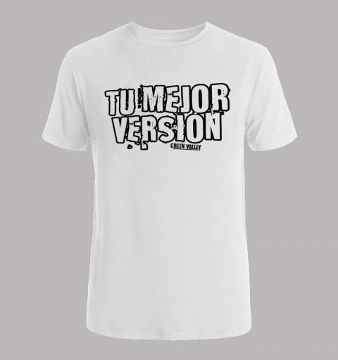 Camiseta Tu mejor versión B/N