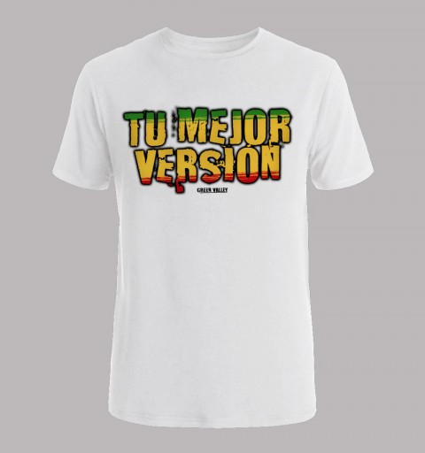 Camiseta - Tu mejor versión...
