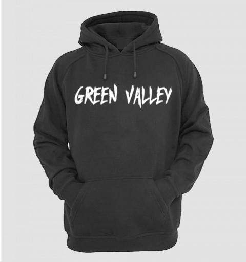 Sudadera Green Valley Logo