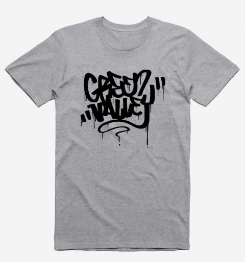 Camiseta gris graf